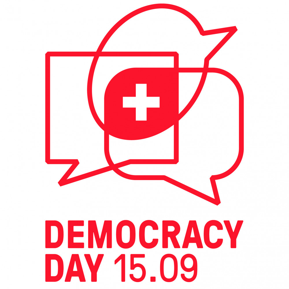 15. September Internationaler Tag der Demokratie